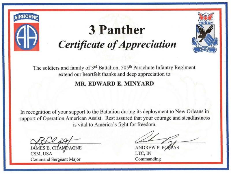 Examples of Certificate of Appreciation http://healthcareworkforce.net/um-hkjgw.phtml